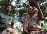 Trenggiling itu diduga dicuri dari Sumatera, Kalimantan, dan Jawa.