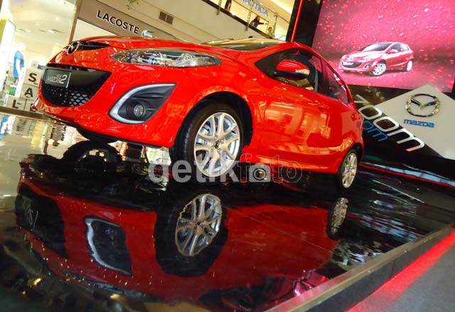 Wajah Baru Mazda2