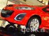 New Mazda2 hadir dalam 3 tipe yaitu tipe S yang diupgrade menjadi tipe V (transmisi manual dan otomatis), tipe R (transmisi manual dan otomatis), dan tipe RZ terbaru (transmisi otomatis). Syubhan Akib/detikOto.