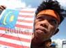 Mereka juga mengganti kata Malaysia menjadi malingsia