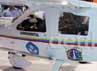 Pesawat Jabiru yang produksi oleh siswa SMKN 29 itu menelan dana yang tak sedikit.