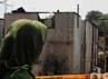 Insiden ini menewaskan 11 orang, 7 kru TNI AU dan 4 warga sipil. Agung Pambudhy/detikcom.