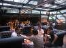 FABLE Lounge & Dining adalah sebuah restoran berkonsep modern dongeng klasik. Interiornya yang serba hitam mempercantik ruangan. Selain itu pengunjung juga dimanjakan dengan pemandangan suasana kawasan SCBD yang sangat megah. (Dyah Oktabriawatie Waluyani/DetikFood)