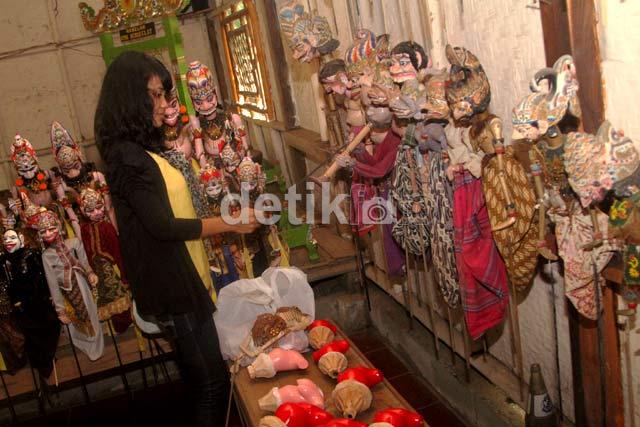 Wayang Golek Tembus Pasar Mancanegara
