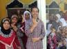 Jokowi bersama warga Kepulauan Seribu. (dok Jokowi-Ahok)