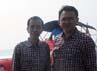 Jokowi-Ahok saat tiba di Kepulauan Seribu. (dok Jokowi-Ahok)