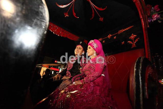 Pesta Pernikahan Super Mewah Nassar & Muzdhalifah