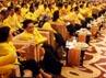 Perwakilan dari DPD di seluruh Indonesia turut berpartisipasi dalam acara Rapimnas tersebut.
