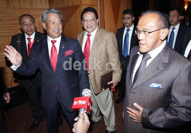 Jadi Capres, Ical Dapat Dukungan dari Malaysia