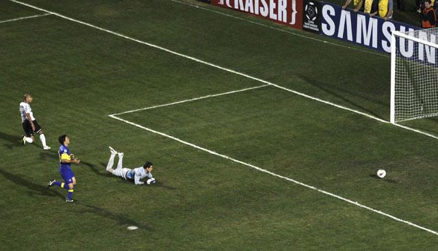 Corinthians Rebut Piala Libertadores