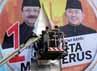 Masa tenang diberikan 3 hari untuk pemilih menentukan pilihan. Pencoblosan akan dilakukan 11 Juli lusa untuk memilih Gubernur DKI Jakarta 2012-2017.