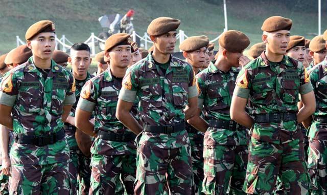 838 Taruna Akademi TNI/Polri Siap Jadi Perwira