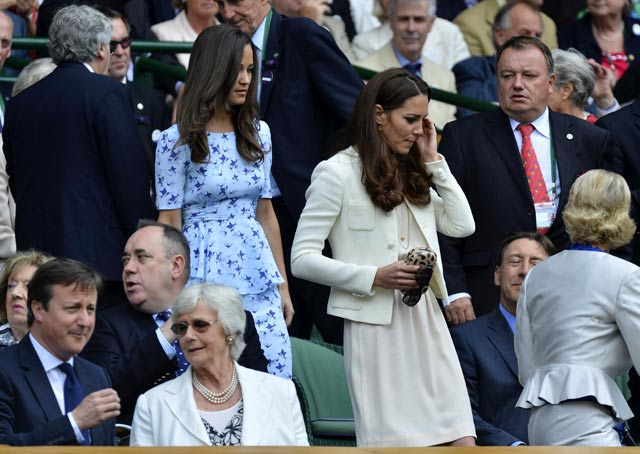 Kompaknya Kakak-Adik Kate & Pippa Middleton