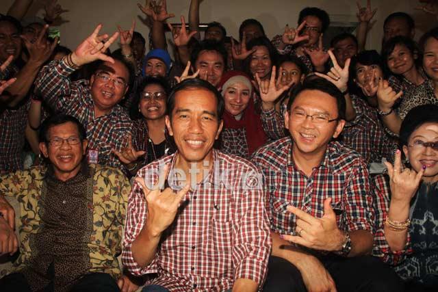 AM Fatwa Ucapkan Selamat untuk Jokowi