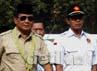 Prabowo menyebut kemenangan Jokowi-Ahok dalam Pilkada DKI Jakarta sebagai kemenangan rakyat. Ghazali Dasuqi/detikcom.
