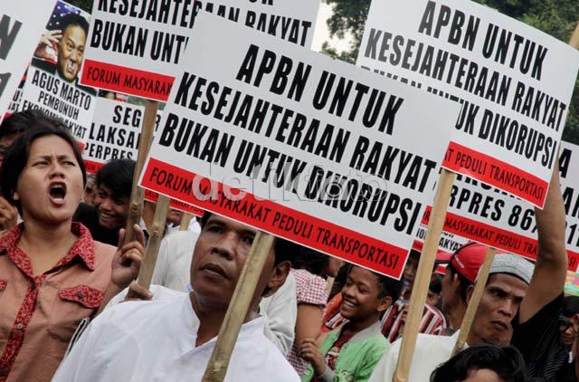 APBN Diminta Tidak Dikorupsi Terus-terusan