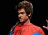 Andrew Garfield dengan kostum spiderman-nya. Kevin Winter/Getty Images.