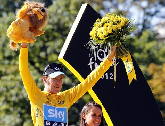 Wiggins Juara Tour de France 2012