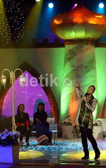 Bertabur Bintang di Konser Lampion 100% Ikhlas