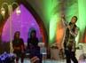 Beberapa artis turut meramaikan konser tersebut, salah satunya Marcell Siahaan.