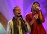 Marcell berkolabirasi dengan Mikha Tambahyong.