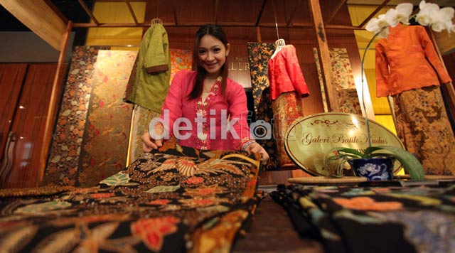Batik Kudus Yang Makin Populer