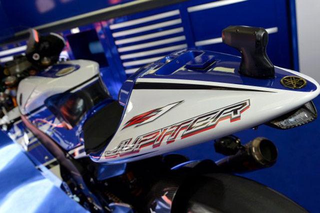 Jupiter Z1 Mejeng di Yamaha MotoGP
