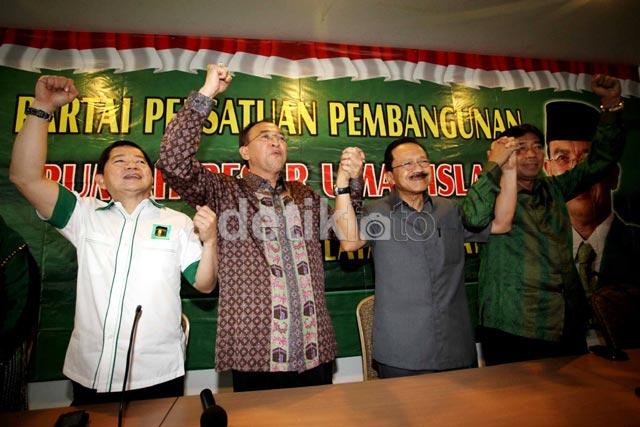PPP Dukung Foke-Nara di Putaran Kedua Pilgub DKI