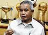Menurut Djohar, timnas senior yang berada di pemusatan latihan itu akan dipersiapkan untuk kejuaraan sepakbola Piala AFF 2012.