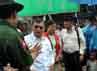 Pemerintah Myanmar akan bekerjasama dengan Palang Merah Indonesia (PMI), Organisasi Konferensi Islam (OKI) dan Bulan Sabit Merah Qatar dalam proses rehabilitasi dan rekonstruksi korban konflik. (Dokumentasi JK)