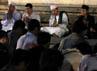 Doa bersama juga dihadiri oleh Habib Hasan Daliel.