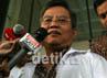Jubir KPK Johan Budi menyatakan berkas perkara tersangka kasus korupsi Solar Home System (SHS), Jacobus Purwono, dinyatakan lengkap dan siap dilimpahkan ke pengadilan. Ramses/detikcom.