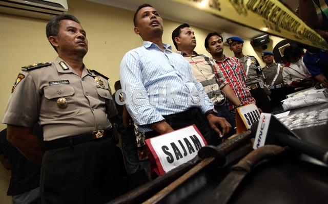 Gerebek Kampung Ambon, Polisi Sita 37 Paket Sabu