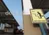 Terminal ini juga sudah mulai melayani tiga jurusan angkutan perkotaan (Angkot). Tiga Angkot tersebut yaitu, KWK T 22 jurusan Terminal Pulo Gebang-Terminal Pulo Gadung (via Palad), KWK T 25 jurusan Terminal Pulo Gebang-Terminal Rawamangun dan KWK T 29 jurusan Terminal Pulo Gebang-Terminal Pulo Gadung.