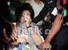 Hartati datang sekitar pukul 09.45 WIB, ke KPK, Jl HR Rasuna Said, Kuningan, Jakarta Selatan, Rabu (12/9/2012). Dia datang sambil menunduk dan meneteskan air mata.