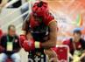 Pertandingan cabang olahraga wushu Shansao ini adalah merupakan pertandingan bertarung.