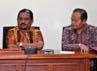 Hidayat Nurwahid menjadi Ketua Fraksi PKS DPR RI menggantikan Mustafa Kamal. (Wahyu).