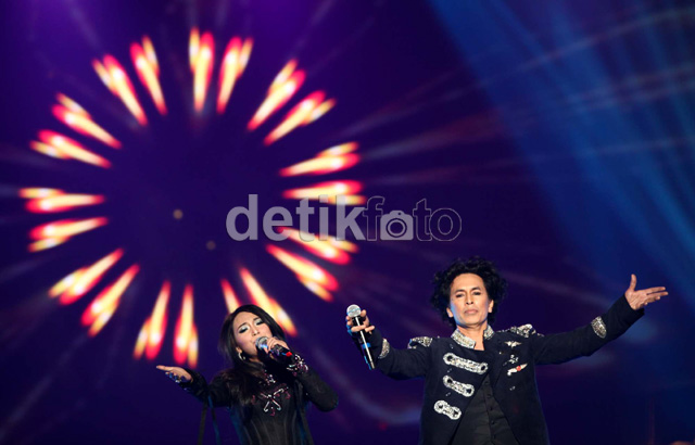 Konser Persahabatan Indonesia-Malaysia