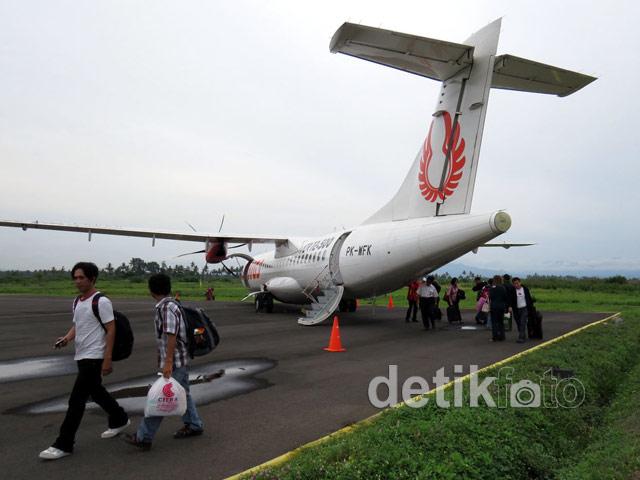 Bandara Blimbingsari Banyuwangi Berbenah