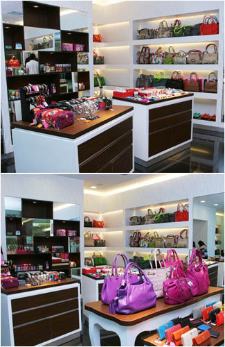 Foto: Butik Tas Branded Original, Banananina yang Minimalis & Modern 1