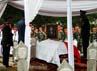 Prosesi upacara pemakaman Alm Feisal Tanjung dimulai pukul 14.00 WIB dan berakhir pukul 15.00 WIB.