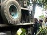 Semua korban dalam kecelakaan maut di Cianjur akan diberi santunan oleh PT Jasa Raharja. Korban meninggal akan mendapat masing-masing Rp 25 juta dan akan diberikan langsung kepada ahli warisnya. Dani Jatnika/detikcom.