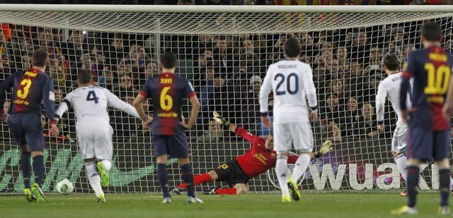 Singkirkan Barca, Madrid ke Final Copa del Rey