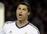 Selanjutnya, Madrid akan menghadapi pemenang partai semifinal lainnya antara Atletico Madrid kontra Sevilla di partai puncak yang akan digelar pada 18 Mei mendatang. REUTERS/Gustau Nacarino.