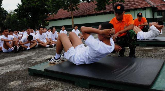 Seleksi Perwira Prajurit Karier TNI