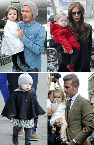Foto: Koleksi Sepatu Putri David Beckham Mulai dari Gucci Sampai Hermes 1