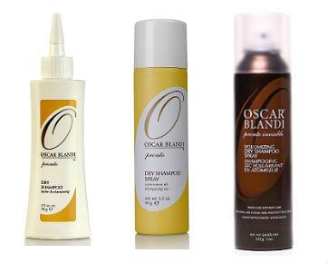 Solusi Keramas Tanpa Bilas dengan Dry Shampoo dari Oscar Blandi