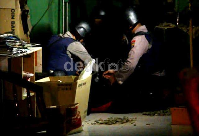 Mortir Diamankan dari Galeri Barang Antik di Medan