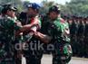 Latihan gabungan ini bertujuan untuk membuat pertahanan Indonesia semakin tangguh.