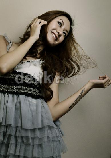 Rizuka Amor, Si Cantik Penyuka Lee Min Ho